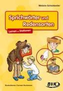 Cover-Bild zu Sprichwörter und Redensarten von Scheidweiler, Melanie