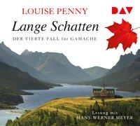 Cover-Bild zu Penny, Louise: Lange Schatten. Der vierte Fall für Gamache