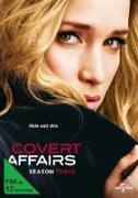 Cover-Bild zu Covert Affairs - Staffel 3 von Sendhil Ramamurthy (Schausp.)