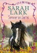 Cover-Bild zu Lea und die Pferde - Sommer im Sattel von Lark, Sarah
