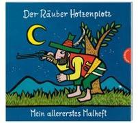 Cover-Bild zu Der Räuber Hotzenplotz: Mein allererstes Malheft