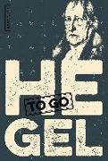 Cover-Bild zu Dath, Dietmar (Hrsg.): HEGEL to go