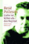 Cover-Bild zu Pollesch, René: Liebe ist kälter als das Kapital