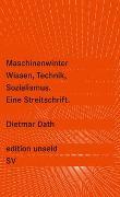 Cover-Bild zu Dath, Dietmar: Maschinenwinter