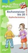 Cover-Bild zu Rechenmeister bis 20 - Kopfrechentraining