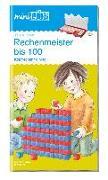 Cover-Bild zu Rechenmeister bis 100 - Kopfrechentraining
