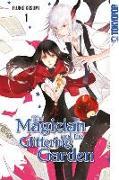 Cover-Bild zu Kosumi, Fujiko: The Magician and the glittering Garden 01