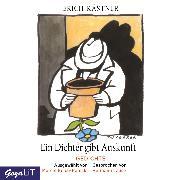 Cover-Bild zu Ein Dichter gibt Auskunft (Audio Download) von Kästner, Erich