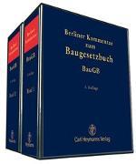 Cover-Bild zu Schlichter, Otto (Hrsg.): Berliner Kommentar zum Baugesetzbuch