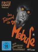 Cover-Bild zu Fritz Lang (Reg.): Das Testament des Dr. Mabuse (Mediabook)