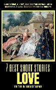 Cover-Bild zu 7 best short stories - Love (eBook) von Andersen, Hans Christian