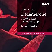 Cover-Bild zu Decamerone. Die schönsten Liebeserzählungen (Audio Download) von Boccaccio, Giovanni