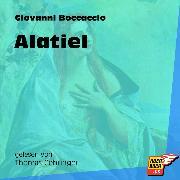 Cover-Bild zu Alatiel (Ungekürzt) (Audio Download) von Boccaccio, Giovanni