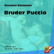 Cover-Bild zu Bruder Puccio (Ungekürzt) (Audio Download) von Boccaccio, Giovanni