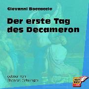 Cover-Bild zu Der erste Tag des Decameron (Ungekürzt) (Audio Download) von Boccaccio, Giovanni