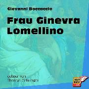 Cover-Bild zu Frau Ginevra Lomellino (Ungekürzt) (Audio Download) von Boccaccio, Giovanni