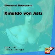 Cover-Bild zu Rinaldo von Asti (Ungekürzt) (Audio Download) von Boccaccio, Giovanni