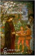 Cover-Bild zu The Decameron (eBook) von Boccaccio, Giovanni