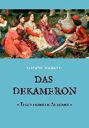 Cover-Bild zu Das Dekameron - Illustrierte Ausgabe (eBook) von Boccaccio, Giovanni