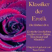 Cover-Bild zu Klassiker der Erotik: Die Hörbuch Box (Audio Download) von Boccaccio, Giovanni