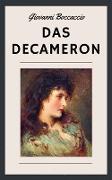 Cover-Bild zu Das Decameron (eBook) von Boccaccio, Giovanni