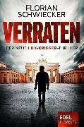 Cover-Bild zu Verraten (eBook) von Schwiecker, Florian