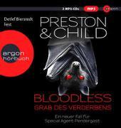 Cover-Bild zu Preston, Douglas: Bloodless - Grab des Verderbens