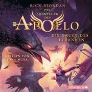 Cover-Bild zu Die Gruft des Tyrannen von Riordan, Rick