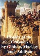 Cover-Bild zu The History of the Crusades (eBook) von Gibbon, Edward