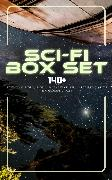 Cover-Bild zu Sci-Fi Box Set: 140+ Dystopian Novels, Novels Space Adventures, Lost World Classics & Apocalyptic Tales (eBook) von MacDonald, George
