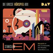 Cover-Bild zu Lem, Stanislaw: Die große Hörspiel-Box