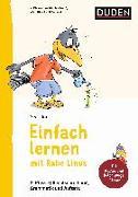 Cover-Bild zu Einfach lernen mit Rabe Linus - Deutsch 2. Klasse von Raab, Dorothee
