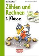 Cover-Bild zu Einfach lernen mit Rabe Linus - Zählen und Rechnen 1. Klasse von Raab, Dorothee