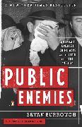 Cover-Bild zu Burrough, Bryan: Public Enemies: America's Greatest Crime Wave and the Birth of the FBI, 1933-34