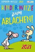 Cover-Bild zu Kinder-Witze zum Ablachen 2021: Mein Kalender für jeden Tag von Fernandez, Miguel (Illustr.)