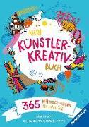 Cover-Bild zu Mein Künstler-Kreativbuch von Schwake, Susan