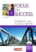 Cover-Bild zu Focus on Success - The new edition. Handreichungen für den Unterricht von Payerle, Teresa