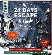Cover-Bild zu 24 DAYS ESCAPE - Der Escape Room Adventskalender: Dracula und das Fest der Verfluchten