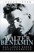 Cover-Bild zu Jäger, Lorenz: Walter Benjamin