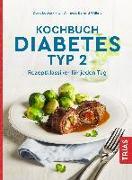 Cover-Bild zu Kochbuch Diabetes Typ 2 von Lübke, Doris