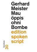 Cover-Bild zu Meister, Gerhard: Mau öppis ohni Bombe