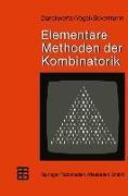 Cover-Bild zu Elementare Methoden der Kombinatorik (eBook) von Danckwerts, Rainer