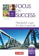 Cover-Bild zu Focus on Success - The new edition, Soziales, B1/B2, Handreichungen für den Unterricht mit 4 CDs und CD-ROM von Payerle, Teresa