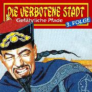 Cover-Bild zu Die verbotene Stadt, Folge 3: Gefährliche Pfade (Audio Download) von Herwald, Hans-Joachim