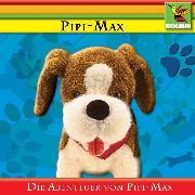 Cover-Bild zu Pipi-Max - Die Abenteuer von Pipi-Max (Audio Download) von Rahtjen, Wolf
