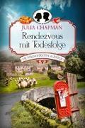 Cover-Bild zu Rendezvous mit Todesfolge von Chapman, Julia