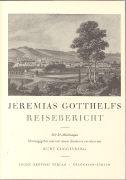 Cover-Bild zu Gotthelf, Jeremias: Reisebericht 1821