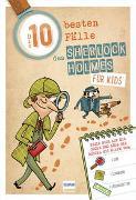 Cover-Bild zu Lebrun, Sandra: Die 10 besten Fälle des Sherlock Holmes für Kids