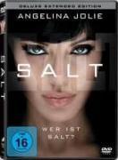 Cover-Bild zu Angelina Jolie (Schausp.): Salt - Deluxe Extended Edition