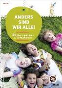Cover-Bild zu Anders sind wir alle! von Kurt, Aline